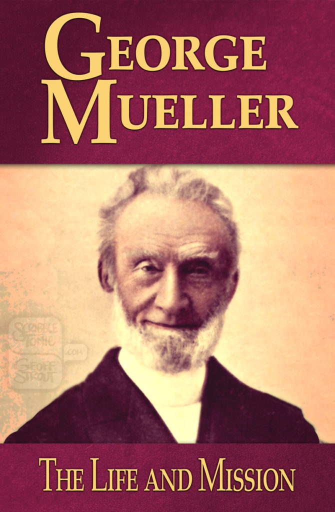 Biography of George Muller - Book Cover