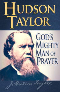 Biography of Hudson Taylor - Book Cover