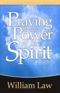 Praying In The Power of the Spirit - Book Cover