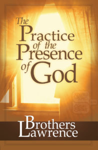 The Practice of the Presence of God - Book Cover